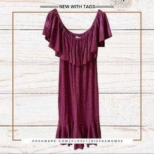 LULAROE CiCi Berry Dress Size 2XL NEW with tags